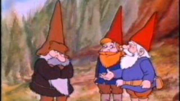 Trolltyg I Tomteskogen Filmpunkten